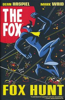 FOX TP VOL 02 FOX HUNT