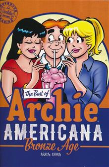 BEST OF ARCHIE AMERICANA TP VOL 03 BRONZE AGE