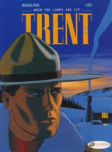 TRENT GN VOL 03 WHEN LAMPS ARE LIT