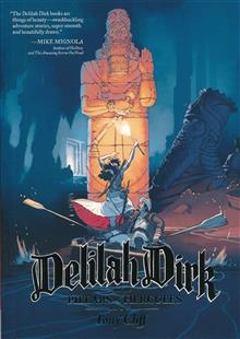 DELILAH DIRK & PILLARS OF HER GN