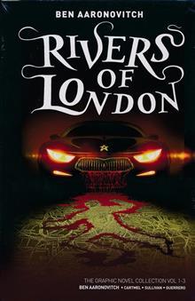 RIVERS OF LONDON BOX SET ED