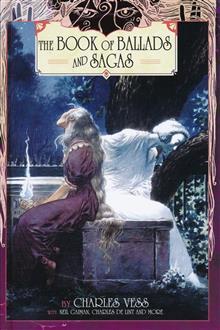 CHARLES VESS BOOK OF BALLADS & SAGAS HC