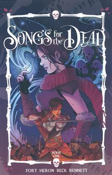 SONGS FOR THE DEAD TP (MR) (C: 0-1-2)