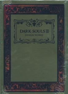 DARK SOULS III DESIGN WORKS HC (C: 0-0-1)