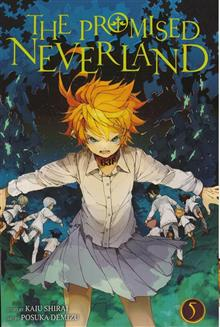 PROMISED NEVERLAND GN VOL 05