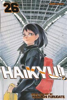 HAIKYU GN VOL 26