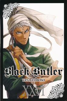 BLACK BUTLER GN VOL 26