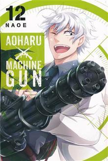 AOHARU X MACHINEGUN GN VOL 12
