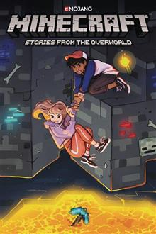 MINECRAFT STORIES FROM THE OVERWORLD HC