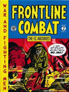 EC ARCHIVES FRONTLINE COMBAT HC VOL 02