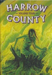 HARROW COUNTY LIBRARY EDITION HC VOL 04