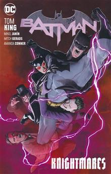BATMAN TP VOL 10 KNIGHTMARES