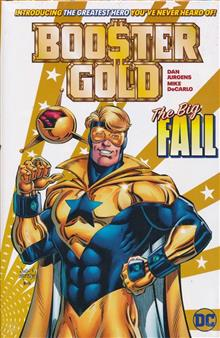 BOOSTER GOLD THE BIG FALL HC