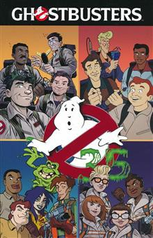 GHOSTBUSTERS 35TH ANNIVERSARY COLLECTION TP