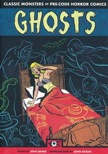 GHOSTS CLASSIC MONSTERS OF PRE-CODE HORROR COMICS TP