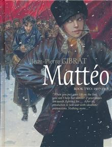 MATTEO HC VOL 02 1917-1918