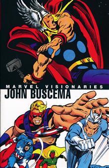 MARVEL VISIONARIES TP JOHN BUSCEMA
