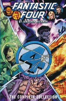 FANTASTIC FOUR COMPLETE COLLECTION TP VOL 02