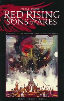 PIERCE BROWN RED RISING SON OF ARES TP