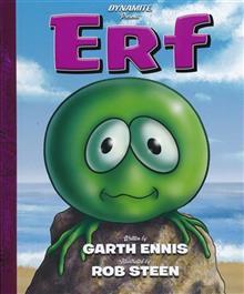 GARTH ENNIS ERF HC