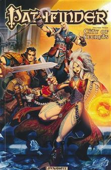 PATHFINDER TP VOL 03 CITY OF SECRETS