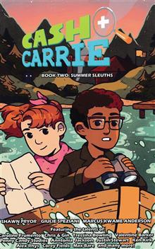 CASH & CARRIE TP VOL 02 SUMMER SLEUTHS