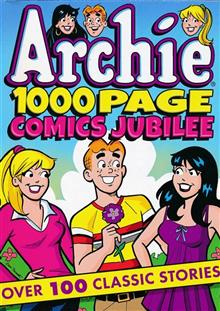 ARCHIE 1000 PAGE COMICS JUBILEE TP