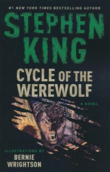 CYCLE OF THE WEREWOLF ILLUST NOVEL