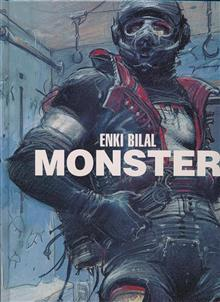 ENKI BILAL MONSTER HC (RES) (MR)
