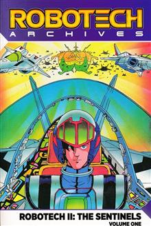 ROBOTECH ARCHIVES SENTINELS TP VOL 01 (RES)