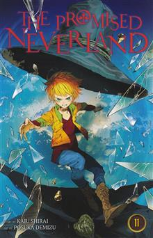 PROMISED NEVERLAND GN VOL 11