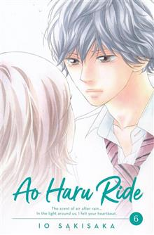 AO HARU RIDE MANGA GN VOL 06