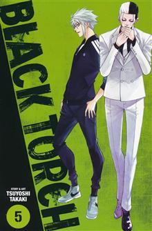 BLACK TORCH GN VOL 05
