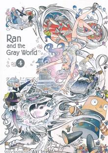 RAN & GRAY WORLD GN VOL 04