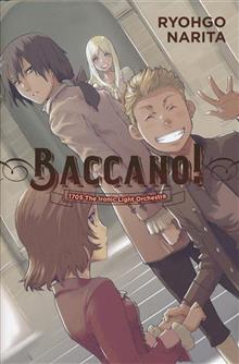 BACCANO LIGHT NOVEL HC VOL 11