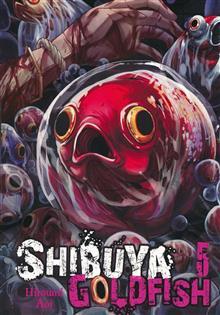 SHIBUYA GOLDFISH GN VOL 05