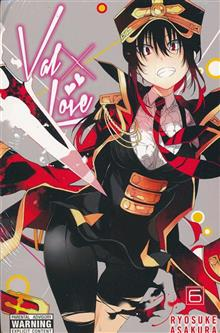 VAL X LOVE GN VOL 06 (MR)