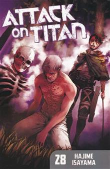 ATTACK ON TITAN GN VOL 28 (MR)