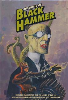 WORLD OF BLACK HAMMER LIBRARY ED HC VOL 01 (RES)