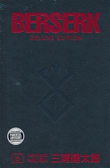 BERSERK DELUXE EDITION HC VOL 06 (MR)
