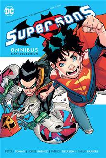 SUPER SONS OMNIBUS EXPANDED ED HC