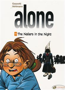 ALONE GN VOL 11 NAILERS IN NIGHT