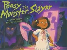 POESY THE MONSTER SLAYER PICTUREBOOK HC