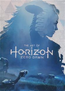 ART OF HORIZON ZERO DAWN HC (RES)