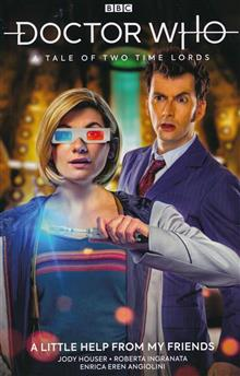 DOCTOR WHO 13TH TP VOL 04 TALE OF TWO TIME LORDS (RES)