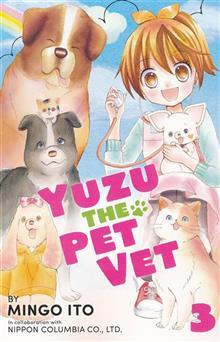 YUZU PET GN VOL 03