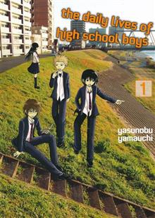 DAILY LIVES OF HIGH SCHOOL BOYS GN VOL 01 (RES)