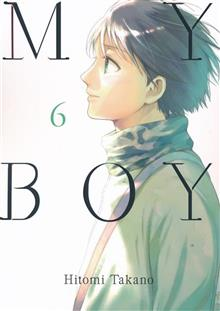 MY BOY GN VOL 06