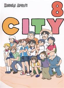 CITY GN VOL 08 (RES)