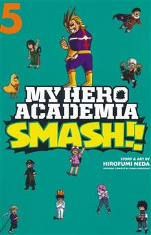 MY HERO ACADEMIA SMASH GN VOL 05